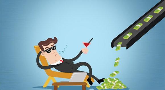 用錢賺錢去創造被動收入!?這種被動收入容易變成一場夢!